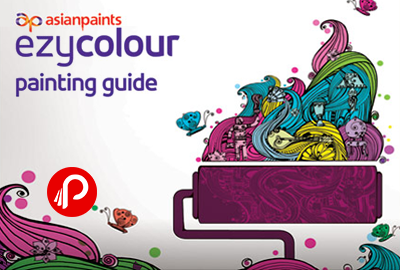 Grab a Free Asian Paints Ezycolour Painting Guide - Delhi /NCR only