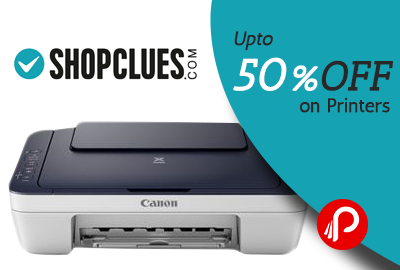 Get Upto 50% off on Printers - Shopclues