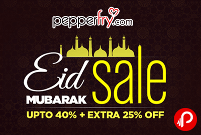 Get UPTO 40% off + 25% on Furniture, Home Decor, Furnishings and lamps - Pepperfry