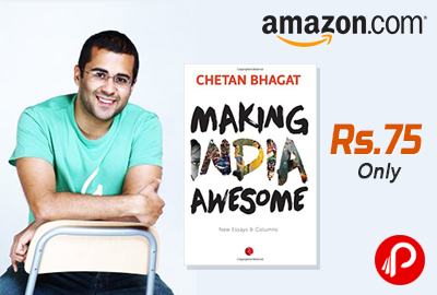 Get Making India Awesome Book in Rs.75 & Free Delivery - Amazon