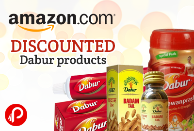 Discounted on Dabur Home products - Amazon
