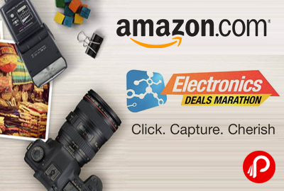 Get UPTO 25% off on Top Selling Digital Cameras - Amazon