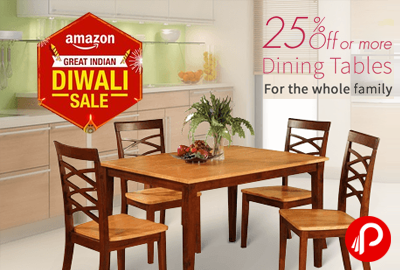 Get 25% off or more Dining Tables - Amazon