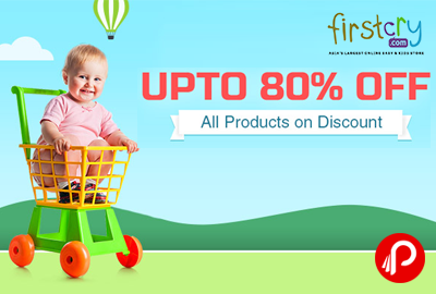 UPTO 80% OFF on Over 70000+ Products - Firstcry