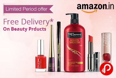 Get Free Delivery on Beauty Products - Amazon