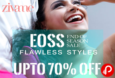 Get 70% off on Flawless Styles | End Of Season Sale - ZivaMe