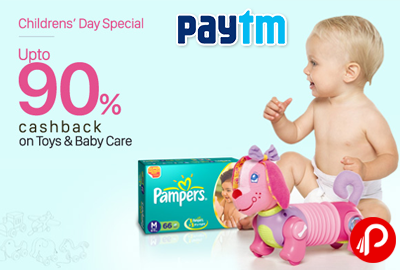 Toys & Baby Care Products