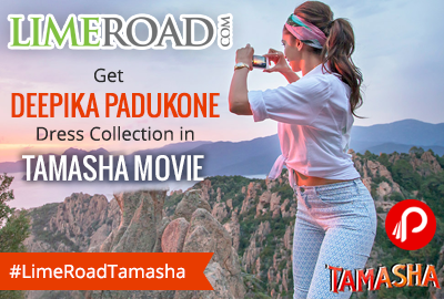 Deepika Padukone Dress Collection in Tamasha Movie   Lime Road Tamasha - LimeRoad