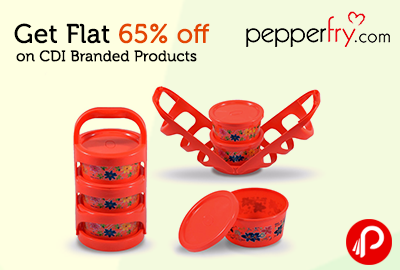 Get Flat 65% off on CDI Branded Products - Pepperfry