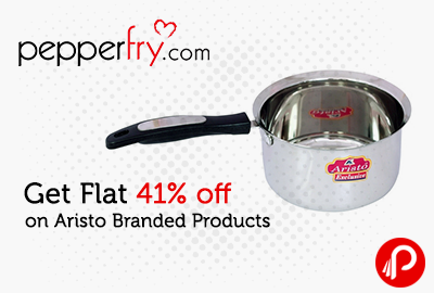 Get Flat 41% off on Aristo Branded Products - Pepperfry