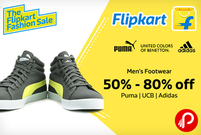 flipkart puma shoes 50 off