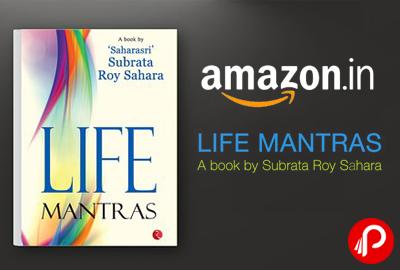 Life Mantras book