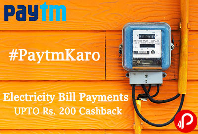 Electricity Bill Payments