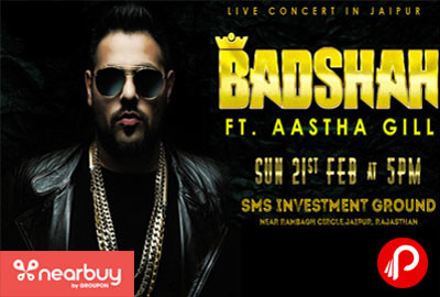Concert Tickets for Badshah at Rs. 900 - Nearbuy