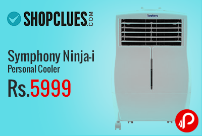 Symphony Ninja-i Personal Cooler at Rs.5999 - Shopclues