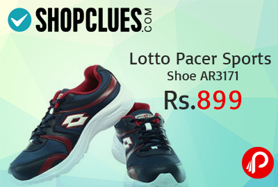 Lotto Pacer Sports Shoe AR3171 at Rs.899 - Shopclues