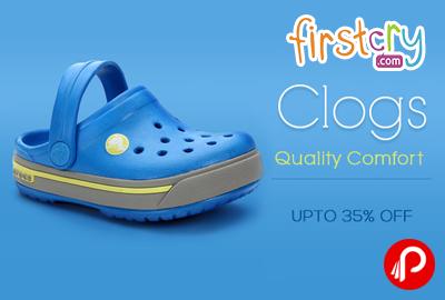 Clogs Shoes Upto 35% off - Firstcry