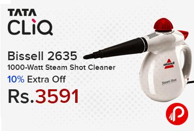 Bissell 2635 1000-Watt Steam Shot Cleaner