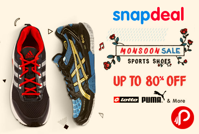 Snapdeal Monsoon Sale