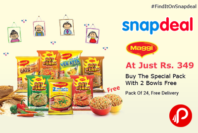 Maggi Noodles Special Combo of 24