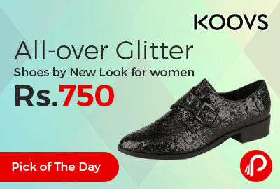 All-over Glitter Shoes