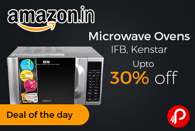 Microwave Ovens IFB, Kenstar Upto 30% off - Amazon