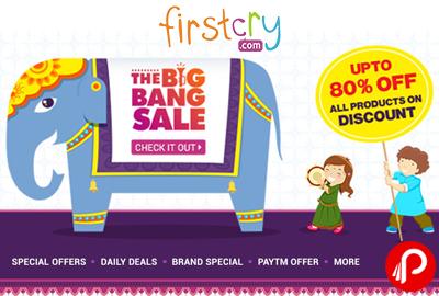 The Big Bang Sale