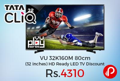 VU 32K160M 80cm (32 inches) HD Ready LED TV