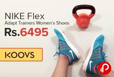 NIKE Flex Adapt Trainers Women's Shoes