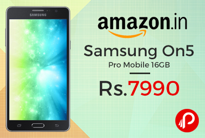 Samsung On5 Pro Mobile