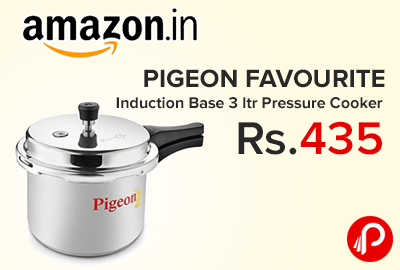 Pigeon Favourite Induction Base 3 ltr Pressure Cooker