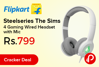 Steelseries The Sims 4 Gaming Wired Headset with Mic