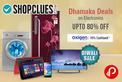 Shopclues Dhamaka Deals
