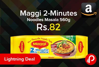 Maggi 2-Minutes Noodles Masala 560g