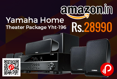 Yamaha Home Theater Package Yht-196