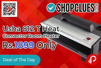 Usha 812 T Heat Convector Room Heater