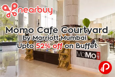 Momo Cafe Courtyard by Marriott Mumbai