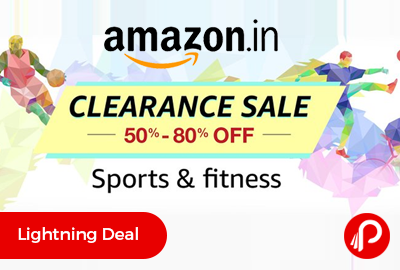 Clearance Sale Sports & Fitness Products