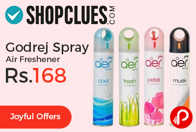 Godrej Spray Air Freshener