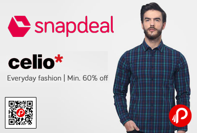 Celio Men Apparel