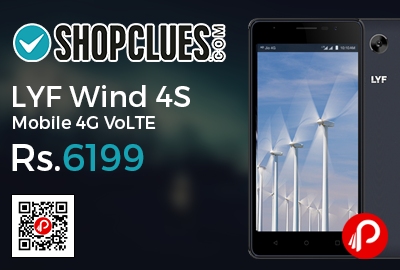 LYF Wind 4S Mobile