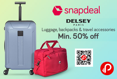 Delsey Paris Luggage, Backpacks & Travel Accessories