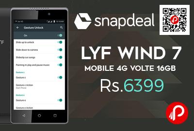 LYF Wind 7 Mobile