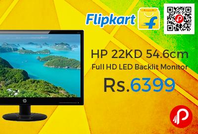 HP 22KD 54.6cm Full HD LED Backlit Monitor