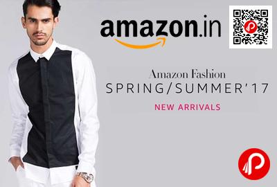 Amazon Fashion Spring Summer Collection 2017