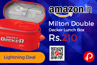 Milton Double Decker Lunch Box