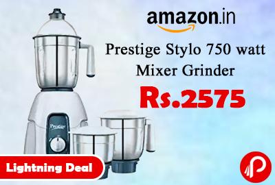 Prestige Stylo 750 watt Mixer Grinder
