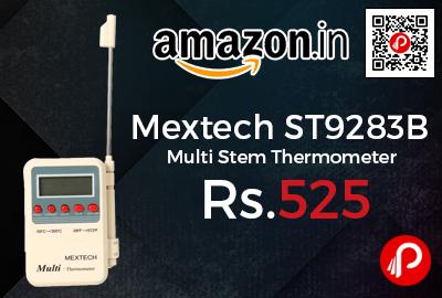 Mextech ST9283B Multi Stem Thermometer