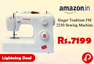 Singer Tradition FM 2250 Sewing Machine
