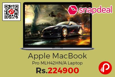 Apple MacBook Pro MLH42HN/A Laptop